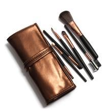 Focallure?#22369;?#20799;美妆7支化妆刷时尚个性彩色礼包18010棕色