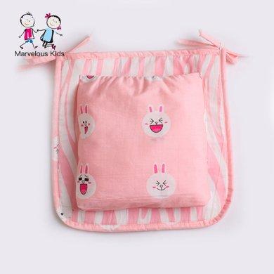 Marvelous kids 婴儿推车收纳袋 家用储物袋 宝宝床挂袋尿布袋
