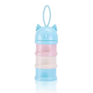 婴儿奶粉盒便携式外出装奶粉罐大容量储存盒密封防潮零食盒分装