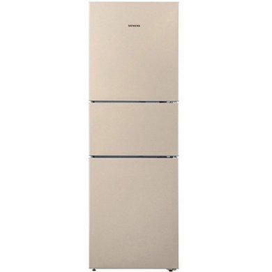 西门子(SIEMENS) 冰箱 三门智能混冷无霜零度保鲜家用 KG28UA230C(金色)风直混冷 三循环不串味
