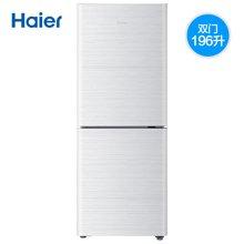 海爾(Haier)BCD-196TMPI 196升兩門家用靜音節能電冰箱冷藏冷凍 BCD-196TMPI