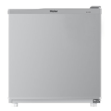 海尔(Haier)50升 单门冰箱 HIPS高光抗菌内胆 BC-50ES