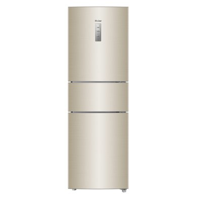 海��(Haier) 冰箱 BCD-217WDVLU1智能��l�能一��o音��X控�厥�C操控 �o�k金 三�_�T