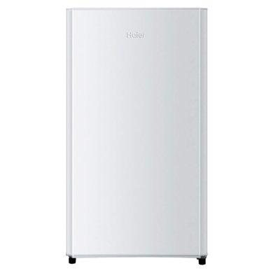 海尔(Haier)93升 单门冰箱 节能环保 七档?#38706;?#21487;调 BC-93TMPF