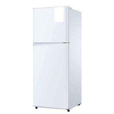 海尔(Haier)137升 两门冰箱 HIPS高光抗菌内胆 BCD-137TMPF