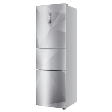 海尔(Haier) BCD-216SDEGU1 216升三门无线智能电脑温控冰箱
