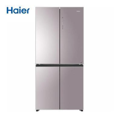 海爾(Haier) 冰箱 十字對開門多門風冷無霜變頻 冰箱新品 BCD-471WDCD