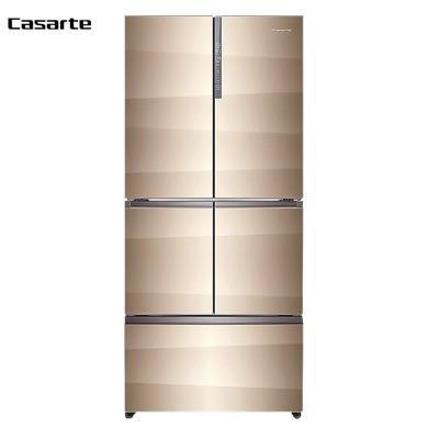 卡�_帝(Casarte) BCD-520WDCAU1 �胞��B�r 自由嵌入式 �L冷�o霜