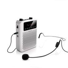 飞利浦(PHILIPS)SBM150  广场级音效小音响 扩音器 插卡音箱 REC录音 FM收音功能 教学专用