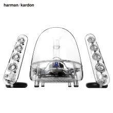 哈曼卡顿(Harman Kardon) SoundSticks BT 蓝牙水晶/室内桌面音箱 低音炮 电脑音响 无线版