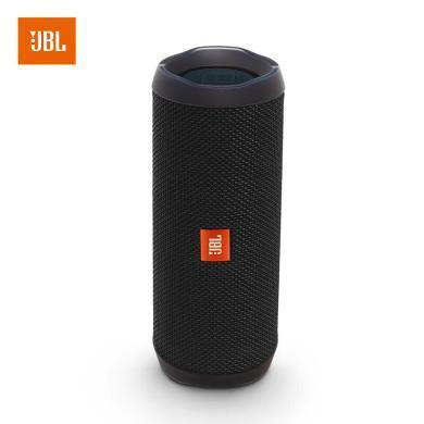 JBL Flip4 蓝牙便携音响 音乐万花筒4代 户外无线音箱 低音炮HIFI 防水溅骑车