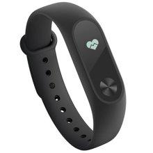 小米(MI)小米手环2代 智能运动手环 心率手环腕带防水手表计步器