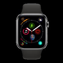Apple Watch Series 4智能手表(GPS+蜂窝网络款 44毫米 铝金属表壳 运动型表带 )