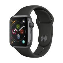 Apple Watch Series 4智能手表(GPS 40毫米 铝金属表壳 运动型表带 )