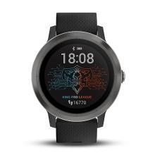 佳明(GARMIN)vivoactive3 KPL王者荣耀职业联赛联名款 GPS智能运动支付手表|跑步骑行游泳|50米防水