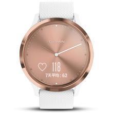 佳明(GARMIN)vivomove HR 活动监测运动健康光学心率智能通知指针隐藏式触摸屏 智能手表 运动版