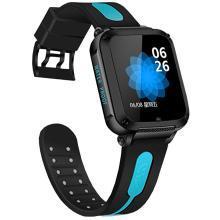 柏族 新款儿童智能手表电话GPS六重定位防水护眼触摸屏带拍照学生