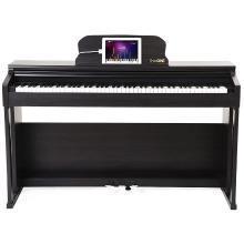 达宝恩 The ONE智能钢琴 数码电钢琴 88键重锤 逐级配重 立式电子钢琴