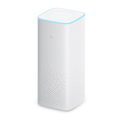 小米(MI)小米AI音箱 白色 小愛同學智能音箱 聽音樂語音遙控家電 人工智能音響