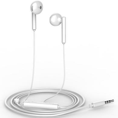 華為(HUAWEI)榮耀原裝三鍵線控帶麥半入耳式耳機AM115