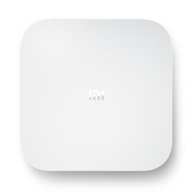 小米(MI)小米盒子4 智能網絡電視機頂盒 4K電視 H.265硬解 安卓網絡盒子 高清網絡播放器 HDR
