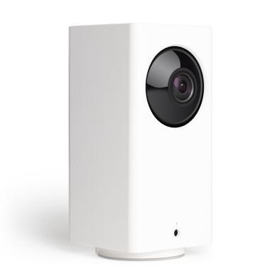 大方智能攝像機1080P云臺版 小米(MI)生態鏈網絡高清攝像頭無線wifi家用監控器 紅外夜視 智能家居