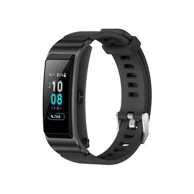 华为手环 B5 (蓝牙耳机+智能手环+心率监测+彩屏+触控+压力监测+Android+IOS通用+运动手环)