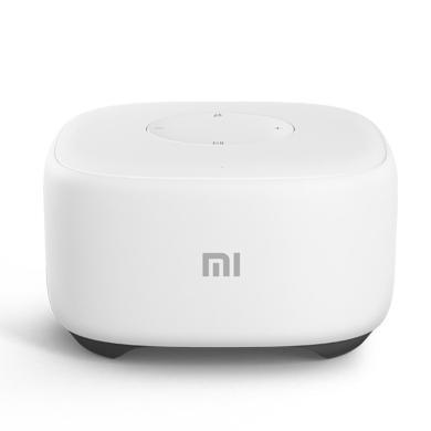 小米(MI)小米小愛音箱mini 白色 智能音箱 聽音樂語音遙控家電 人工智能音箱