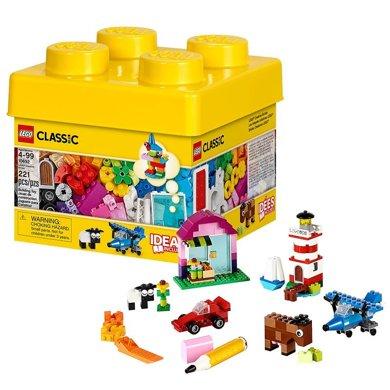 乐高经典创意 10692 经典创意小号积木盒 LEGO Classic 积木玩具