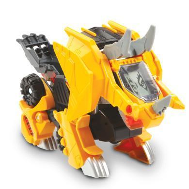 VTech偉易達守護者變形恐龍變形機器人戰士飛車汽車飛機玩具男孩