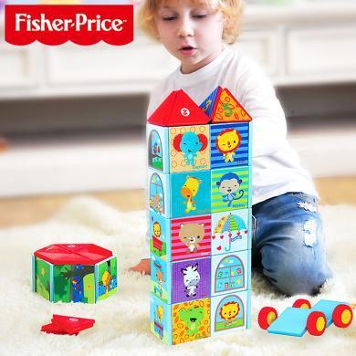 費雪磁力片 提拉建構片 磁性積木智力拼裝兒童益智玩具