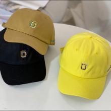 修允菲2019新款韩版棒球帽春秋字母刺绣鸭舌帽青年学生户外遮阳帽太阳帽