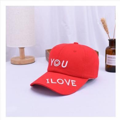 修允菲 2019年新款帽子男女春夏天遮陽棒球帽字母刺繡情侶嘻哈鴨舌帽潮MBC