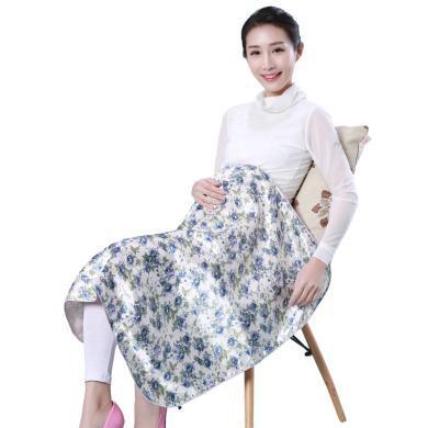 摩登孕媽 新款四季防輻射蓋毯孕婦裝銀纖維防輻射服孕婦防輻射圍裙