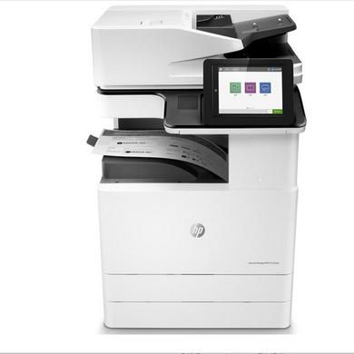 惠普HP-E72525z(主機+自動雙面輸稿器+雙面器+雙紙盒+工作臺)三年免費上門維修(1)