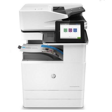 惠普HP-E77830dn(主機+自動雙面輸稿器+雙面器+雙紙盒+工作臺)三年免費上門維修(0)