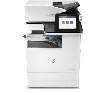 惠普HP-E77822dn(主機+自動雙面輸稿器+雙面器+雙紙盒+工作臺)三年免費上門維修(1)