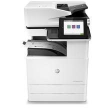 惠普HP-E72525dn(主机+自动双面输稿器+双面器+双纸盒+工作台)三年免费上门维修(HP-E72525dn)