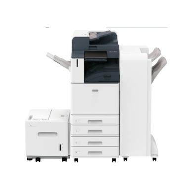富士施樂:Ap-VII C5573 CPS SC 多功能彩色復合機;標配大容量紙盤B1(A4)、C3型裝訂器、工作臺(Ap-VII C5573 CPS SC)