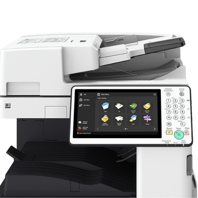 佳能iR-ADV4545黑白數碼復合機 ADV智簡平臺 雙面自動輸稿器 雙紙盒 紙盒加熱器 內置裝訂 原(iR-ADV 4545)