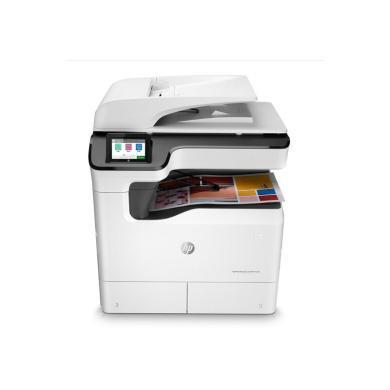 惠普 HP PageWide Managed Color MFP P77440dn管理型彩色页宽复合机(打印 扫描 复印)(MFP P77440dn)