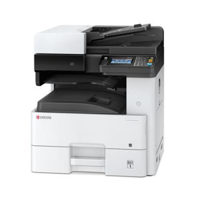 京瓷(KYOCERA)ECOSYS M4125idn A3黑白多功能數碼復印機(含雙面輸稿器+雙紙盒+三年質保)(M4125idn)