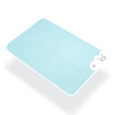 呵宝婴儿隔尿垫防水可洗纯棉宝宝小号尿布床垫子新生儿童大号防尿床单