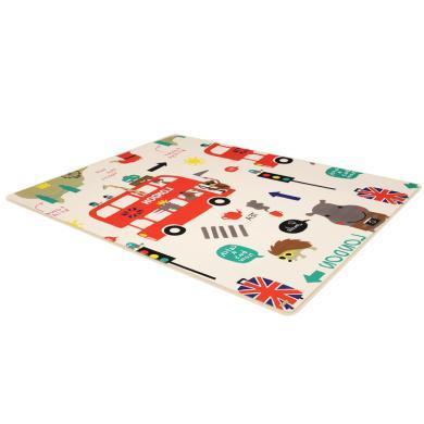 Bibilove游戏垫 (卷筒垫)P22宝宝爬行垫加厚环保无味婴儿泡沫地垫家用客厅儿童爬爬垫