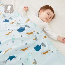 威尔贝鲁幼儿园被子婴儿被芯纯棉秋冬儿童宝宝小棉被冬季午睡加厚