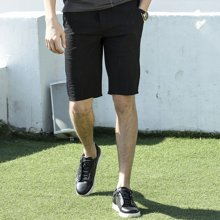 富贵鸟男装2019夏季新款短裤男舒适短裤宽松短裤休闲短裤FNM6025