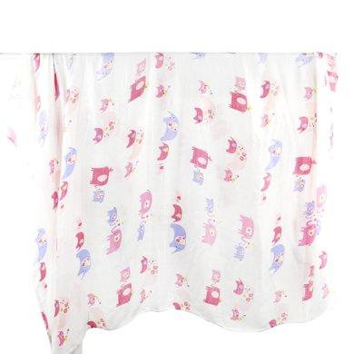 Marvelous Kids muslin竹纖維棉紗布柔軟寶寶包巾包被夏季浴巾蓋毯