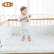 良良 婴儿床垫棉质 宝宝床垫儿童床垫幼儿园垫子