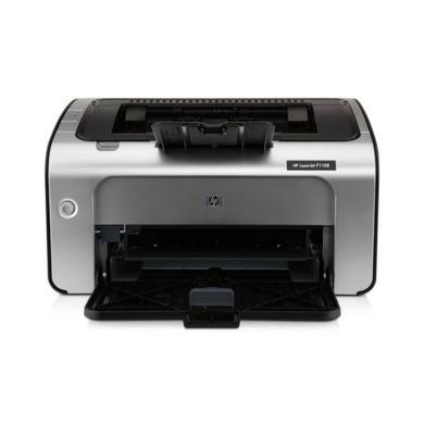 惠普(HP) P1108黑白激光打印机 A4打印 小型商用打印?(P1108)