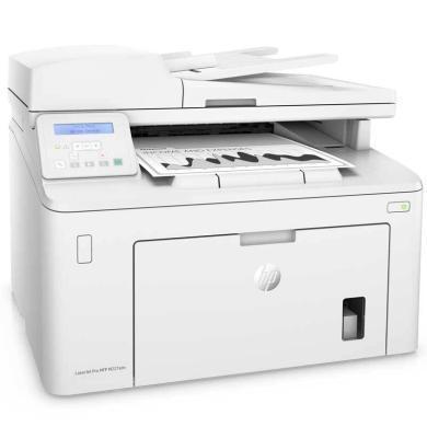 惠普LaserJet Pro MFP M227sdn黑白激光多功能一體機 自動雙面打印 復印 掃描 有線網絡打印(惠普LaserJet Pro MFP M227sdn黑白激光多功能一體機 自動雙面打印)